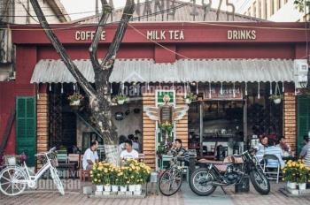 Cho thuê nhà mặt phố Phan Đình Phùng, vị trí đối diện vườn hoa, phù hợp kd đồ uống, showroom
