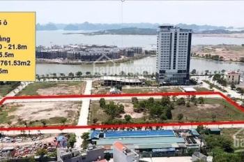 Cần bán gấp 2 lô đất nền mặt đường Hoàng Quốc Việt Bãi Cháy 85m2 giá 40tr/m2 0962036666