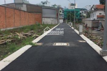 Bán lô đất hẻm xe hơi rộng 730 Lạc Long Quân, Q. Tân Bình. Giá chỉ 1.9 tỷ/75m2 SHR LH: 0901537025