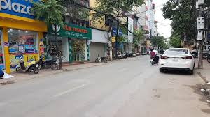 Bán nhà mặt phố Hoàng Văn Thái 130m2, mặt tiền 6,1m đang kinh doanh tốt