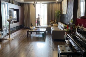 Cần bán căn hộ 4PN Vinhomes Nguyễn Chí Thanh, sổ đỏ chính chủ, đầy đủ nội thất vào ở luôn