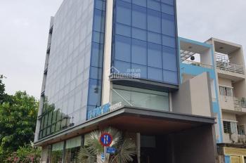Bán căn hộ dịch vụ hẻm số 10 đường Xuân Diệu, Phường 4, Q. Tân Bình. DT: 8x20m, 8 lầu