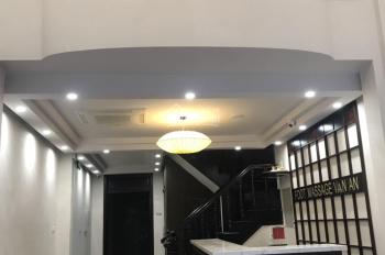 Cho thuê nhà mới mặt phố Lê Ngọc Hân 75m2 x 4 tầng, MT 4,5m. LH: 0946850055
