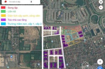 Bán đất đấu giá Phúc Đồng, trung tâm Long Biên, Kinh doanh sinh lời cao, giá chỉ từ 70tr/m2