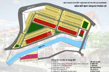 Đất nền KĐT Bến Sơn Yên Lập, sổ đỏ từng lô, giá gốc từ CĐT Lh: 0945.05.2323