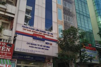 Cho thuê nguyên căn MT đường Nguyễn Thị Minh Khai, Q3, DT 8x17m, 5 lầu, giá chỉ 120 tr/th
