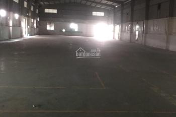 Cho thuê kho xưởng tại An Phú Đông quận 12 - 1200m2