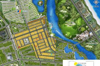 Chính chủ bán đất nền khu đô thị số 4 Điện Ngọc, sát FPT city, đường 17,5m sổ đỏ chính chủ, 2,3 tỷ
