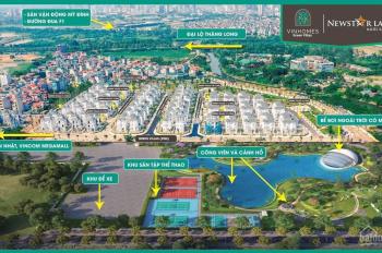 Chính chủ cần bán lô góc biệt thự đơn lập dự án Vinhomes Green Villas, diện tích 300m2 giá 33,1 tỷ