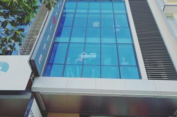 Cho thuê nhà xây mới Nguyễn Trãi, Thanh Xuân, 55m2 x 7T, giá 33tr/th thông sàn, thang máy