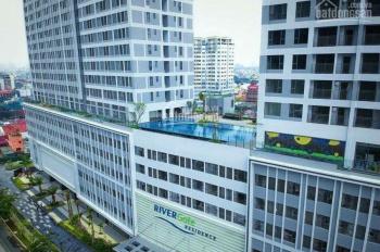 Cho thuê căn hộ River Gate 40m2 - 11,5tr/th bao phí - Đức Vinh - 906 386 078