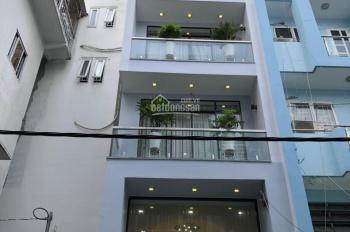 Bán nhà đường Cách Mạng Tháng 8, P. 4, Tân Bình DT: 5 x 20m 7 tầng HĐ 90tr/th giá 15.9 tỷ Tùng Anh