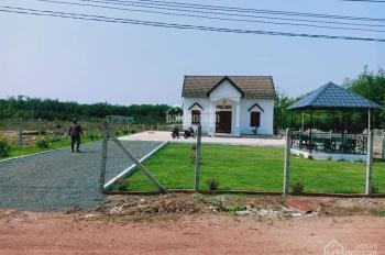 Bán nhà đất mặt tiền Cao Bá Quát, Chơn Thành, Bình Phước chỉ 178tr/m ngang, LH 0387405095