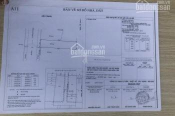 Cần tiền bán gấp lô đất mặt tiền Lê Văn Quới, Bình Tân, sổ riêng 2tỷ1/nền, Hiếu: 09068.345.27