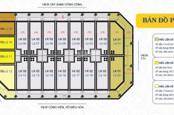 Bán nhanh LK diện tích 72m2 giá ngoại giao khu ĐTM Kim Văn, Kim Lũ: 0972087650