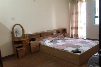 Cho thuê căn hộ toà 18T2 THNC 102m2, full đồ 10tr/th
