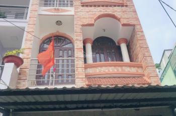 Nhà HXH Nguyễn Cửu Đàm 4x15m, đúc 3.5 tấm, giá 6.5 tỷ (ngay chợ)