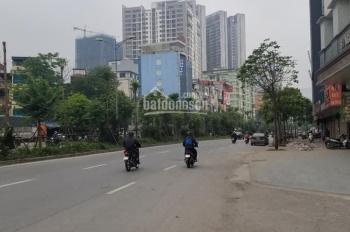 Chính chủ gửi bán đất đường Nguyễn Hoàng, Nam Từ Liêm, kinh doanh sầm uất. 80,5m2, giá 18,5 tỷ
