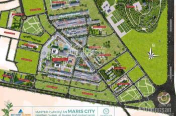 Maris City đất nền trung tâm thành phố Quảng Ngãi