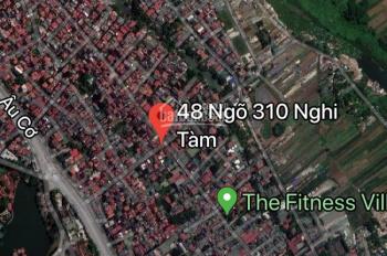 Cho thuê nhà 310 Nghi Tàm, 3 tầng - DTSD 330m2. Phù hợp mở văn phòng, KD mọi ngành nghề, nhà ở