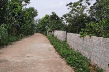 Bán gấp 760m2 đất thổ cư nghỉ dưỡng tại Vân Hòa, Ba Vì