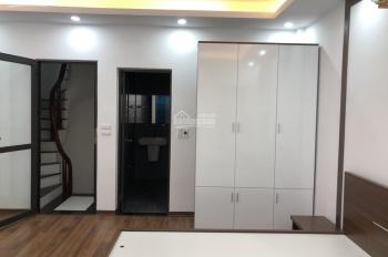 Bán nhà mới xây lô góc Trần Khát Chân, Lò Đúc, Phố Huế 35m2 x 5 tầng ,3.5 tỷ, liên hệ 0354580438