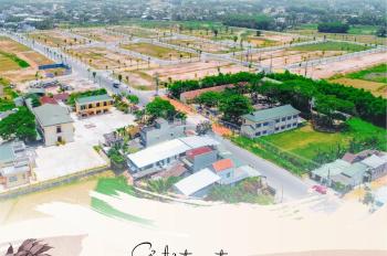 Bán đất mặt tiền đường Nguyễn Công Phương trung tâm TP Quảng Ngãi, ngay dự án Phú Điền Residences