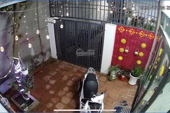 Cho thuê nhà mới nguyên căn 1 trệt 1 lầu hẻm xe máy đối diện chợ VCN Phước Hải 70m2 10tr/ th (TL)