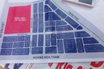 Bán đất mặt tiền Kha Vạn Cân ngay bệnh viện 700 giường Bà Rịa giá 1.6 tỷ/87.5m2. Gọi 0933316169
