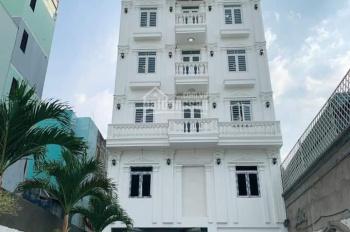 Bán gấp tòa nhà mặt tiền Phạm Văn Chiêu p16 Gò Vấp DT: 9x50m, đúc 6 tấm có 53 phòng. Giá 65 tỷ