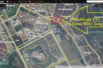 Góc đầu tư: Đất mặt phố P. Giang Biên (Phúc Lợi) 140m2 đẹp nhất khu, giá 65 tr/m2, LH 0386686768