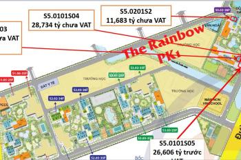 Bán Shophouse Vinhomes Grand Park Quận 9, giá và chính sách chủ đầu tư LH Bình An: 0903739922