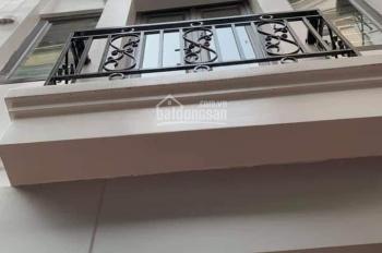 Bán nhà xây mới 35m2x5T ngõ 272/41 Trần Khát Chân, ngõ thông phố Lò Đúc, full nội thất chính chủ