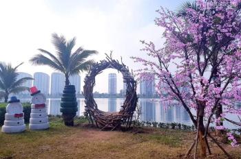 Chính chủ cần bán đất biệt thự liền kề dự án Thanh Hà giá cực sốc cho nhà đầu tư. LH 0988606750