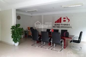 Bán nhà tại ngõ 3 Phạm Tuấn Tài, Dịch Vọng Hậu, Cầu Giấy. DT 80 m2×6 tầng, giá 17 tỷ, LH 0975880369