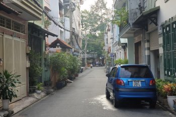 Bán nhà 6/10 Đường Phạm Văn Hai, sát CV, UBND. P2, Tân Bình ngang 6m, 4 tầng, giá 13.9 tỷ