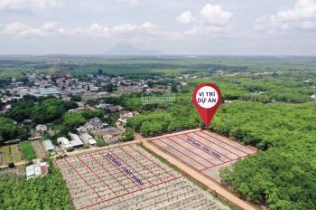 Vỡ nợ, bán gấp lô đất nền ngay ngã tư Chơn Thành - Bình Phước, 1000m2, 480 triệu đã có sổ