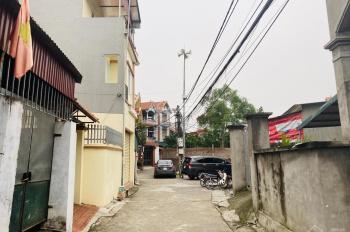 Hot bán 55m2 lô góc hai mặt thoáng Đông Dư Gia Lâm, đường ô tô ngay cạnh ủy ban, LH 0987498004