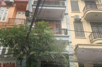 Cho thuê nhà ngõ 124 Hoàng Ngân 65m2 khu phân lô Trung Hòa, Cầu Giấy