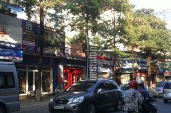 Cần bán căn biệt thự đơn lập mặt đường lớn Trung Hòa, Yên Hòa, Cầu Giấy 200m2 giá rẻ