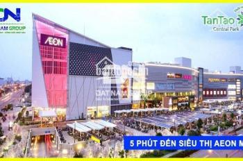 Cần bán đất ngay mặt tiền đường Trần Văn Giàu đất có sổ chính chủ liền kề Aeon Bình Tân, 0909936843