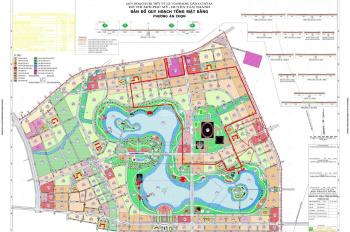 Khu đô thị sinh thái đáng sống view hồ 160ha