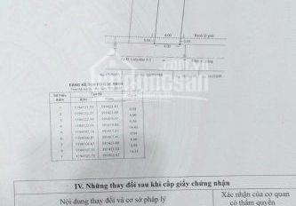 Cần tiền bán gấp lô đất Liên Khu 4 - 5, P. Bình Hưng Hòa B, Bình Tân, SHR 1,8 tỷ/nền, 0906834527
