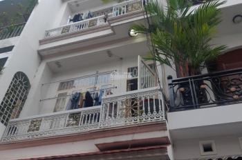 Bán gấp nhà HXH đường Giải Phóng, Phường 4, Tân Bình (4,5x16m), 4 tầng. Giá 9,3 tỷ, LH: 0941170011