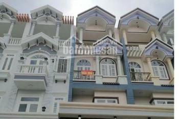 Nhà 3,5 tấm DT 5,5x12m, góc 2 MT đường số 1 KDC Vĩnh Lộc, SHR
