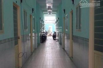 Bán dãy trọ 7 phòng 1 ki ốt gần chợ Bà Điểm thu nhập 15tr/tháng, sổ hồng riêng, giá 1 tỷ