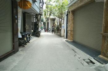 Chính chủ bán nhà ngõ 521 Trương Định, Tân Mai, Hoàng Mai, 50.5m2x5T mới, giá 3,2 tỷ, cách phố 70m