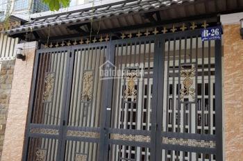 Bán nhà nguyên căn đang cho thuê 8tr, Nguyễn Thị Sóc, DT 5x12.5m, 1 trệt 1 lầu giá 2,3 tỷ