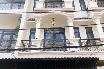 Bán nhà HXH 6m đường Linh Đông, DT 4.7m x 13m, 3 lầu. 4 PN, xe hơi vào nhà, nhà đẹp