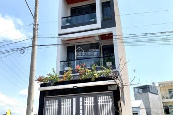 Nhà 1 trệt 3 lầu đẹp nhất P. Linh Trung Thủ Đức - Khu dân cư cao cấp đồng bộ - Thiết kế sang trọng